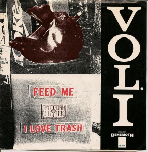 Feed Me I love Trash 7 Inch EP