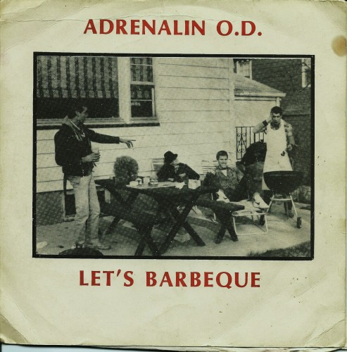 Adrenalin O.D. vs Rodan 7″ Friday