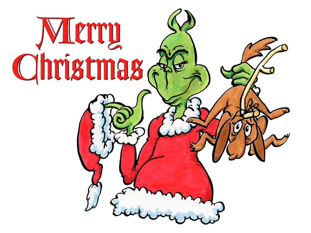 The Grinch who stole ChristmasGrinch Who Stole Christmas