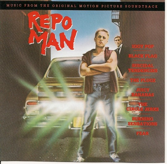 Repo Man best sci-punk rock movie ever