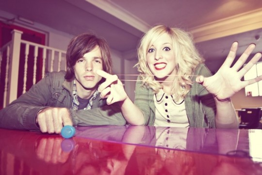 The Sorry Kisses vs The Joy Formidable
