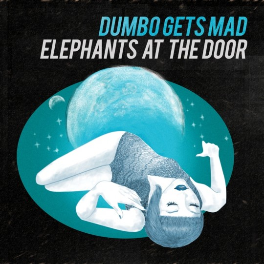 Dumbo Gets Mad with Elephant At The Door