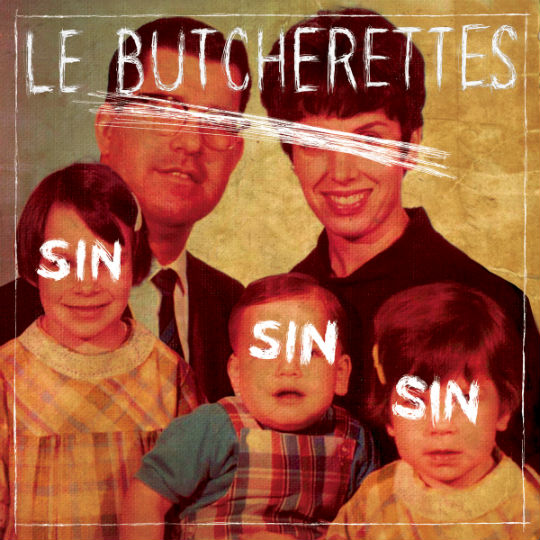 Le Butcherettes Sin Sin Sin in Female Sin