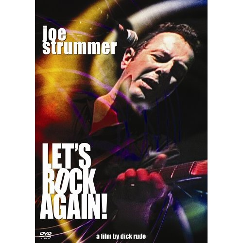 Joe Strummer Hustlin' his show in Atlantic City