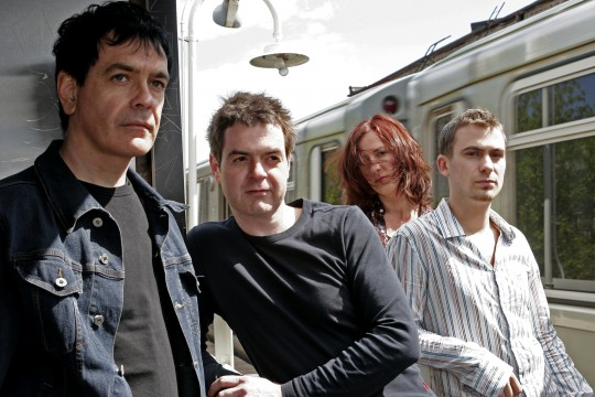 The Wedding Present Drive Documentary North America