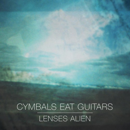 Cymbals Eat Guitars with Lenses Alien in space