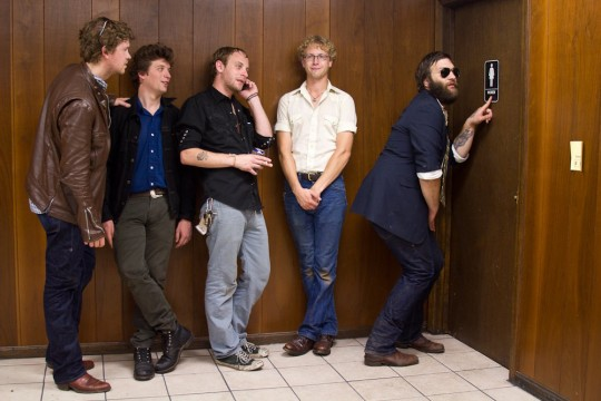 Deer Tick Vs. a recovering America in Divine Providence