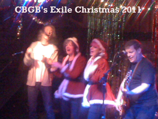 CBGB's Exile Christmas Playlist