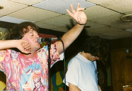 Ween Court Tavern circa 1993 God Ween Satan Era