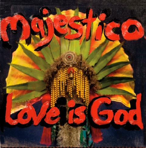 Majestico Love is God on wax