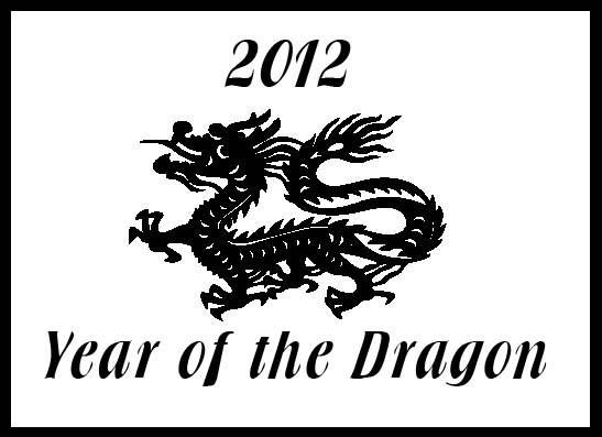 Top Albums from the year of the dragon 2012