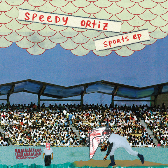 Speedy Ortiz Sports EP Review - top albums of 2012