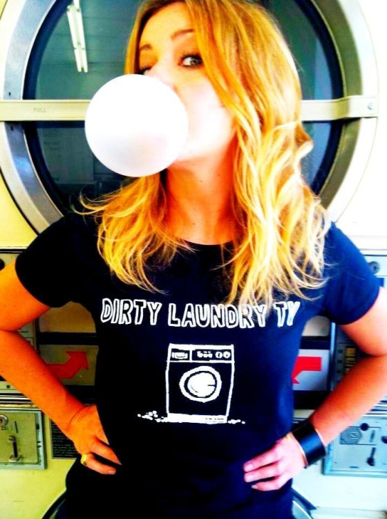 Karrie K from Dirty Laundry TV