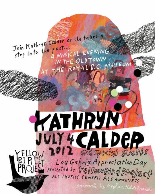 Kathryn Calder – Yellow Bird Project: A Matter of Time