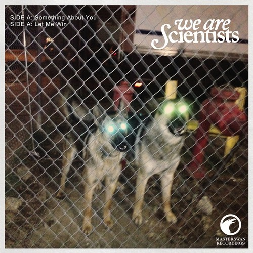 "Single Review: We Are Scientists ""Something About you"""