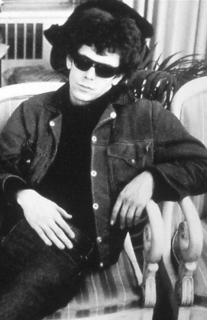 RIP LOU REED – Rock-N-Roll Animal Machine