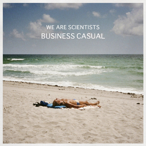 We Are Scientists are Business as usual