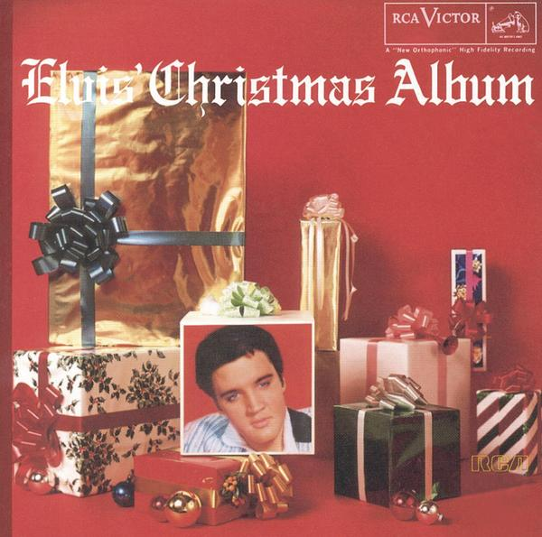 Elvis Presley Christmas Album Playlists!