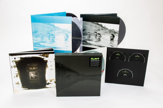 Sling Spiderland Box set on touch and go records