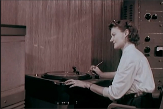 How Vinyl Records Are made (1956) RCA Victor Film