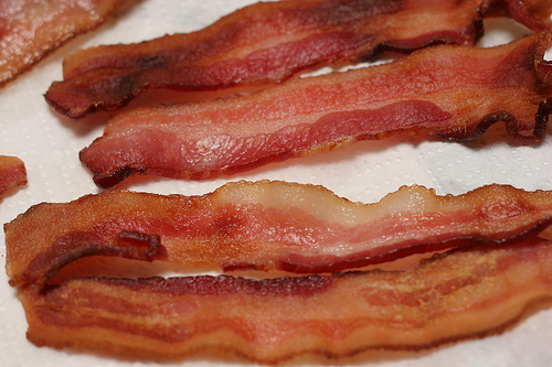 Songs about Bacon