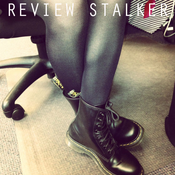 Review Stalker compilation punk rock girl legs