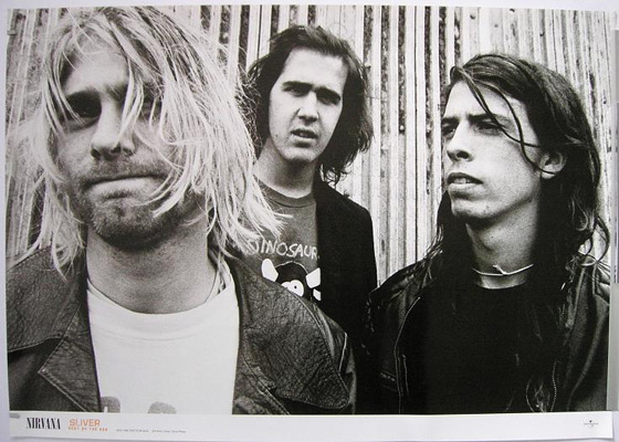 Nirvana Press Photo