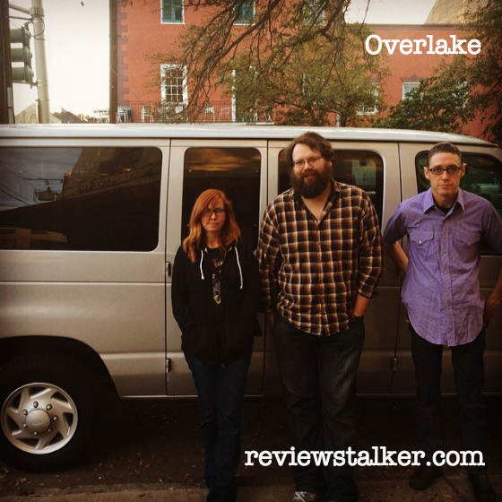 Overlake Band Album Review Killing Horse Records band van