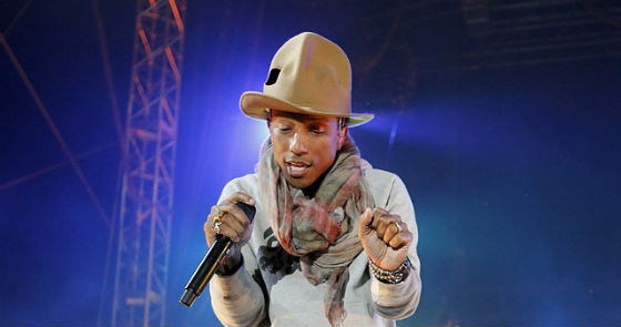 Pharrell's Stupid Hat on twitter