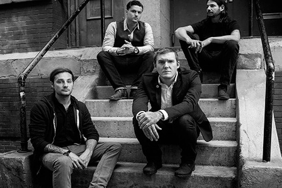 The Gaslight Anthem Get Hurt Album Review