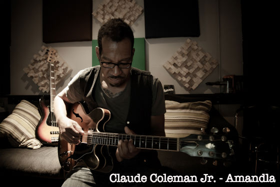 "Claude Coleman Jr – on a ""Summer Road"" with another great Amandla Jam"