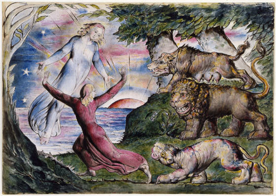 William Blake and U2 Songs Of Innocence