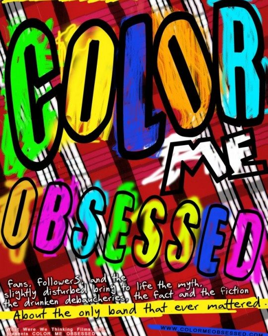 COLOR ME Impressed Documentary